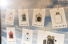 Instax white summer