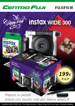 Newsletter happy-pack-instax-wide-300